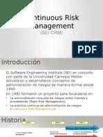 Continuous Risk Management