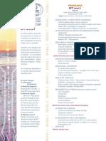 Cursos EFT Precios y Programa 2013