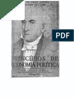 Princípios de Economia Política (José da Silva Lisboa)
