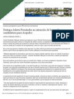 Destapa Julieta Fernández Su Intención de Buscar La Candidatura Para Acapulco - La Jornada Guerrero