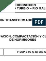 Procedimiento Oficial de Colocacion de Hormigon