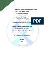 Antologia clínica Propedéutica. Seccion. 8-9