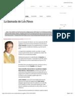 06-02-15 Francisco Garfias - La Llamada de Los Pinos