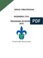 FINAL Programa de Estudios Ing. Civil 2010