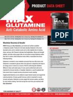 MAX GLUTAMINE