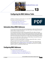 Mac Address configuration guide