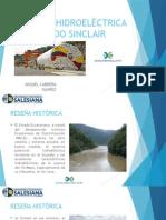 Central Hidroeléctrica Coca-codo Sinclair