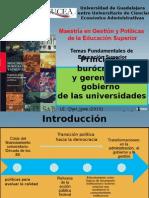 Principes Burócratas y Gerentes (2010)