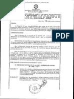 Resolucion Aranceles Diciembre 2013 PDF