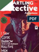 Startling Detective May 1934