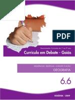 Caderno 6.6 - Geografia