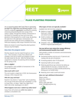 Pepco Right Tree Right Place Program Fact Sheet 2015 02 04