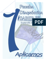 Diagramación Prueba Diagnostica(Beta 1)