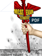 MCAT Exam Strategy eBook | Medical College Admission Test | Medical