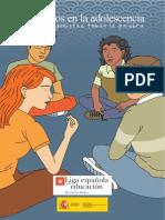 Los Conflictos en La Adolescencia Escolar Ccesa015