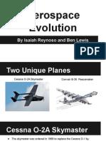 aerospace evolution