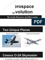 aerospace evolution