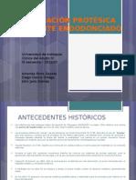RESTAURACIÓN PROTÉSICA DEL DIENTE ENDODONCIADO.ppt