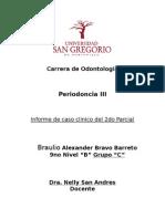 Informe de Caso Clínico Perio 2dp