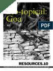 Bio-topical Goa