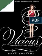 PLL 16. Vicious [Cruéis] - Sara Shepard
