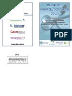 Manual Del Farmacéutico Clínico de UCI
