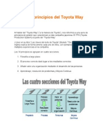Los 14 Principios Del Toyota Way