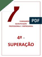SUPERAÇÂO - 7  Fundamentos Da Qualificação Profissional e Empresarial