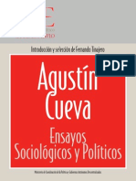 Agustc3adn Cueva Ensayos Sociolc3b3gicos y Polc3adticos
