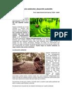 Educacin Ambiental y Desarrollo Sostenible