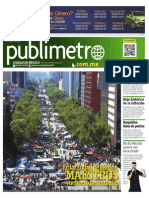 Publimetro Mexico 10 FEB 2015