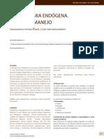 Hipoglicemia Endógena Estudio y Manejo CLC