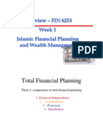 IWM - WK 1Financial Planning-Overview