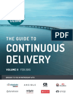 DZone 2015 Continuous Delivery
