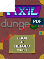 Pixel Preview Book of Heroes Volume 1 (6780422)
