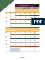 GPT Calendario