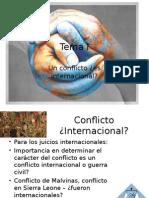 Conflicto 3