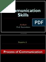01 - Process of Communication I