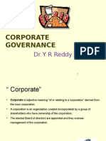 corperate governance