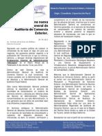 Boletin Derecho Fiscal en Comercio Exterior y Aduanas