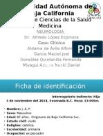 Caso Clinico Derrame Pleural