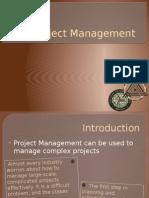 ES - 92 Project Management