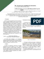 Desenvolvimento de um Processo para Avaliação de Medições de Vazão e BS&W