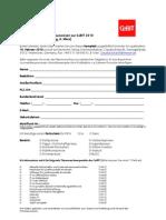 Anforderung Von Presseausweisen Zur CeBIT 2010 (Dienstag,
