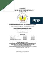 Cover-daftar Tabel Sejarah Ilmu Kedokteran Forensik