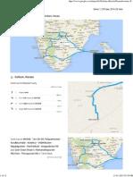 tour routes