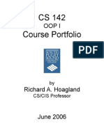 Course Portfolio FINAL