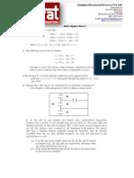 Matrix Algebra 1.