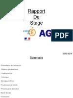 Rapport de Stage AGC