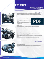 Foton Diesel Engine